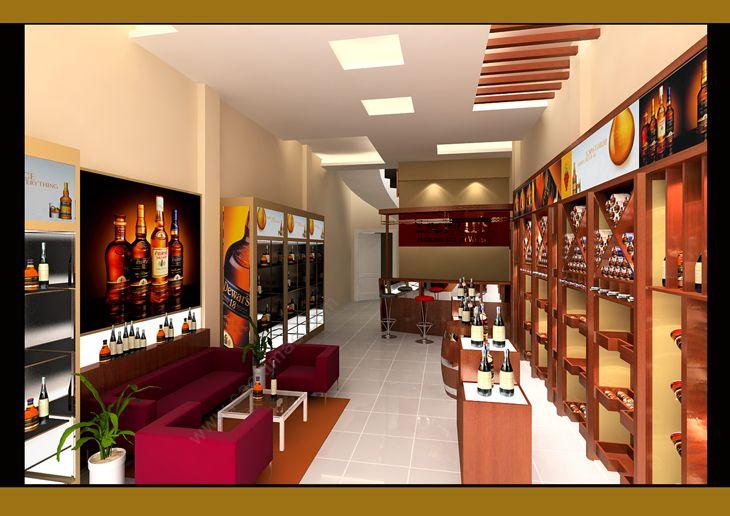 Thiết kế, Trang trí nội thất showroom