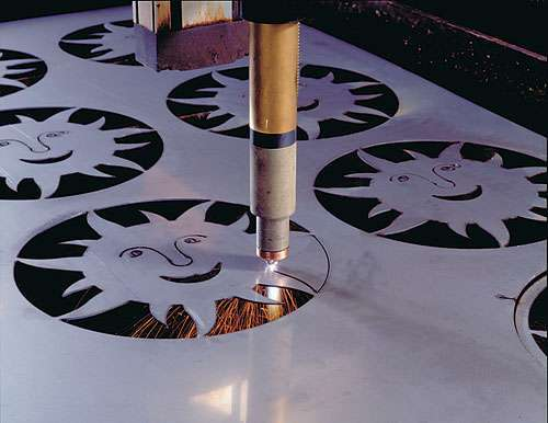 Cắt khắc Laser-CNC