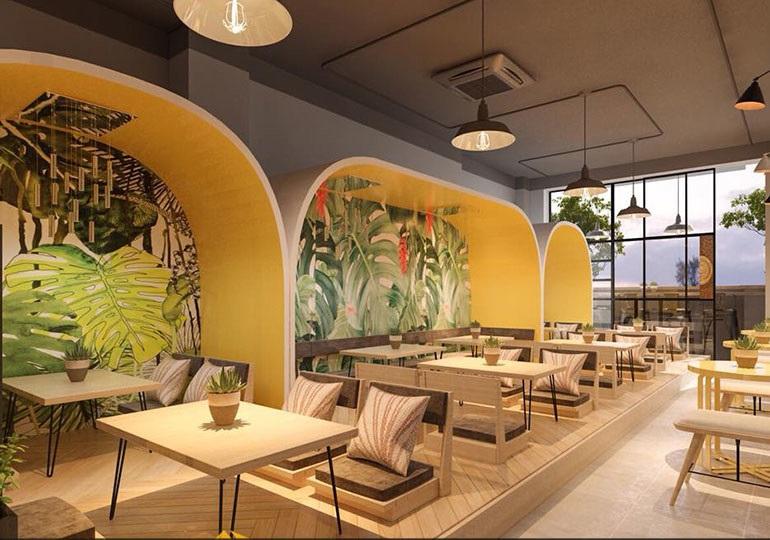 Thiết kế & Thi công quán Cafe trọn gói tại TPHCM