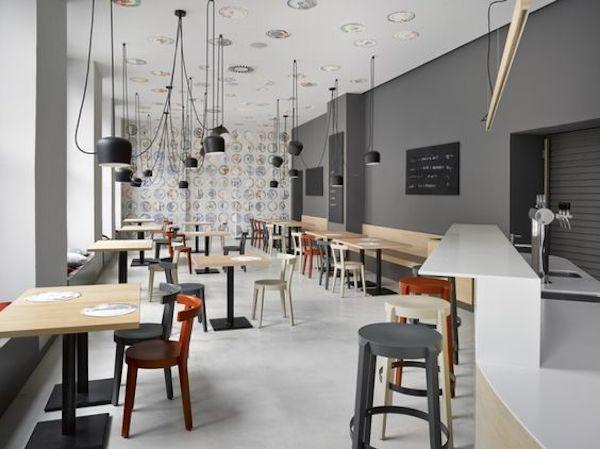 Những mẫu thiết kế quán cafe độc đáo dành cho bạn