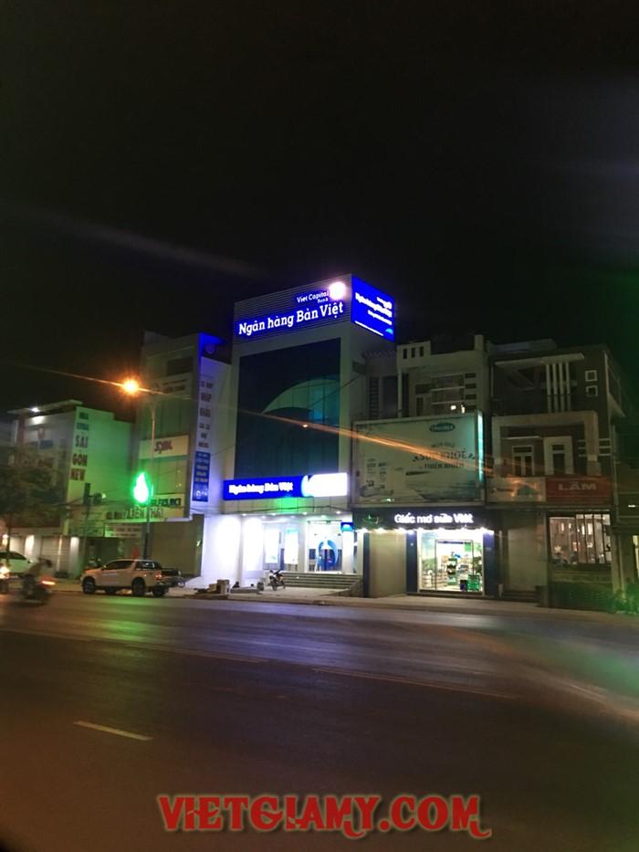Thi công ngân hàng Bản Việt CN Đức Trọng Lâm Đồng